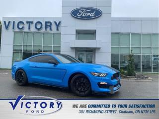 Used 2017 Ford Mustang Shelby GT350 Shelby GT350 for sale in Chatham, ON