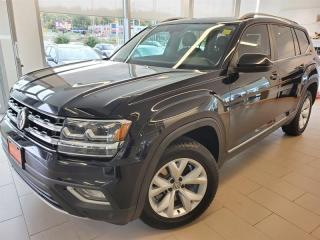 Used 2018 Volkswagen Atlas Highline 3.6L 8sp at w/Tip 4MOTION for sale in Orleans, ON