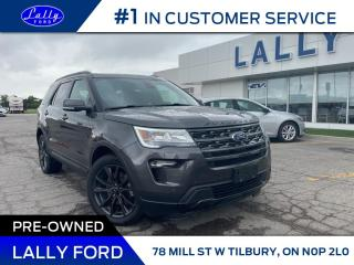 Used 2019 Ford Explorer XLT,AWD, Sport Pack, Roof!! for sale in Tilbury, ON