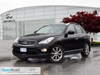 Used 2009 Infiniti EX35 for sale in Langley, BC