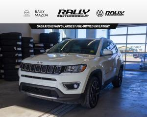 Used 2018 Jeep Compass LIMITED for sale in Prince Albert, SK