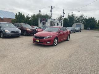 Used 2014 Kia Optima LX for sale in Kitchener, ON