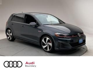 Used 2020 Volkswagen Golf GTI 5-Dr 2.0T Autobahn 6sp for sale in Burnaby, BC