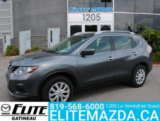 Used 2016 Nissan Rogue SV for sale in Ottawa, ON