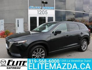 Used 2020 Mazda CX-9 GS-L for sale in Ottawa, ON