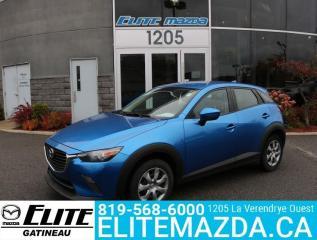 Used 2016 Mazda CX-3 GX for sale in Ottawa, ON