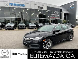 Used 2016 Honda Civic LX Sedan 6MT for sale in Ottawa, ON
