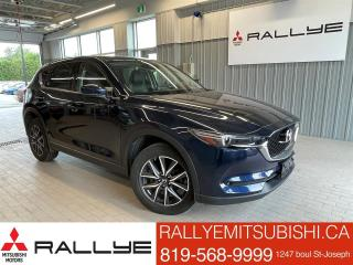 Used 2018 Mazda CX-5 GT W/ NAV, BOSE SOUND SYSTEM  AWD for sale in Ottawa, ON