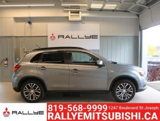 Used 2016 Mitsubishi RVR Limited Edition for sale in Ottawa, ON