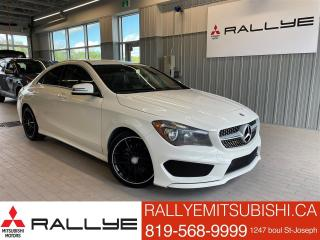 Used 2014 Mercedes-Benz CLA250 4MATIC for sale in Ottawa, ON