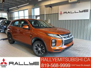 Used 2020 Mitsubishi RVR ES 4WD W/MAGS, HITCH for sale in Ottawa, ON