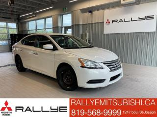 Used 2015 Nissan Sentra S for sale in Ottawa, ON