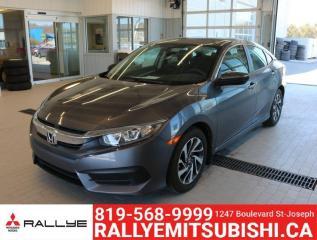 Used 2016 Honda Civic Sedan EX for sale in Ottawa, ON