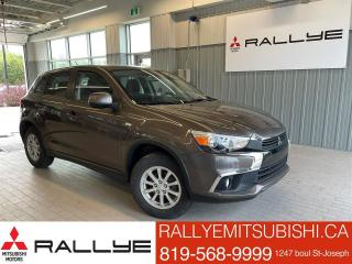 Used 2016 Mitsubishi RVR SE 4WD W/REMOTE START for sale in Ottawa, ON