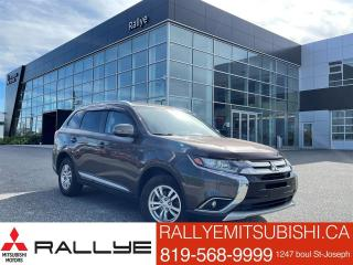 Used 2016 Mitsubishi Outlander SE AWD V6 / TOW 3500 LBS for sale in Ottawa, ON