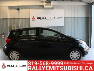 Used 2015 Nissan Versa Note S for sale in Ottawa, ON