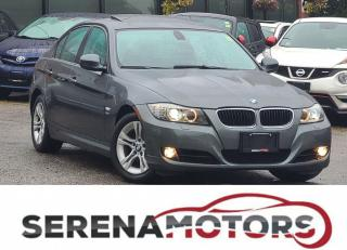 Used 2009 BMW 3 Series AUTO | XDRIVE | SUNROOF | HTD SEATS | ONE OWNER for sale in Mississauga, ON
