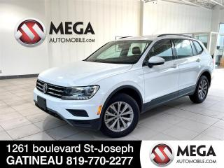 Used 2020 Volkswagen Tiguan 4MOTION caméra de recul for sale in Ottawa, ON