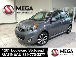 Used 2017 Nissan Micra S for sale in Ottawa, ON