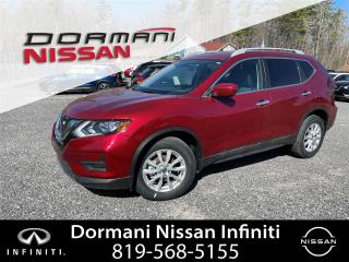 Used 2020 Nissan Rogue S FWD for sale in Ottawa, ON