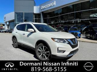 Used 2018 Nissan Rogue SL AWD for sale in Ottawa, ON