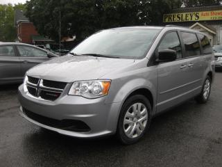 Used 2016 Dodge Grand Caravan SXT V6 7 pass AC Rev Cam Cruise PL PM PW for sale in Ottawa, ON