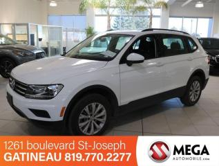 Used 2020 Volkswagen Tiguan Trendline 4Motion for sale in Ottawa, ON