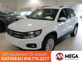 Used 2016 Volkswagen Tiguan TSI 4MOTION SPECIAL EDITION for sale in Ottawa, ON