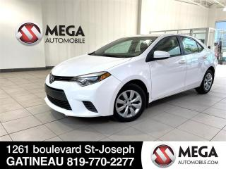 Used 2015 Toyota Corolla LE for sale in Ottawa, ON
