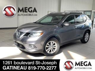 Used 2016 Nissan Rogue SV CAMÉRA DE RECUL for sale in Ottawa, ON