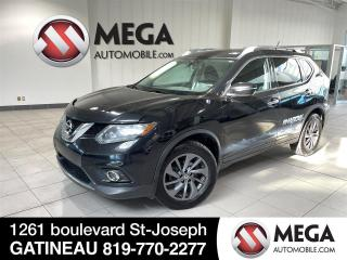 Used 2016 Nissan Rogue SV AWD for sale in Ottawa, ON