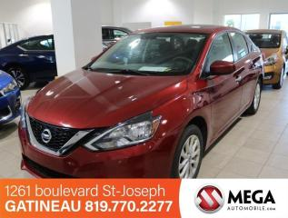 Used 2016 Nissan Sentra SV for sale in Ottawa, ON