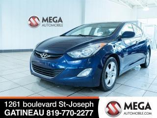 Used 2012 Hyundai Elantra GLS for sale in Ottawa, ON