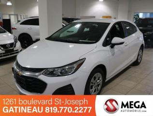 Used 2019 Chevrolet Cruze LS for sale in Ottawa, ON