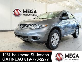 Used 2014 Nissan Murano S AWD for sale in Ottawa, ON