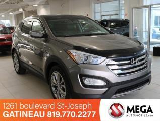 Used 2013 Hyundai Santa Fe LIMITED SPORT AWD for sale in Ottawa, ON