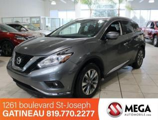 Used 2015 Nissan Murano SL AWD for sale in Ottawa, ON