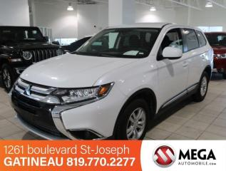 Used 2018 Mitsubishi Outlander ES 4WD for sale in Ottawa, ON