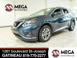 Used 2018 Nissan Murano SL AWD for sale in Ottawa, ON