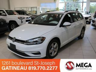 Used 2019 Volkswagen Golf Sportwagon 4MOTION AWD for sale in Ottawa, ON