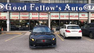 Used 2012 Nissan Maxima SV MODEL, REARVIEW CAMERA, SUNROOF, LEATHER SEATS for sale in Toronto, ON
