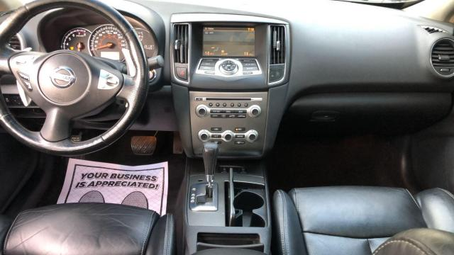 2012 Nissan Maxima SV MODEL, REARVIEW CAMERA, SUNROOF, LEATHER SEATS Photo6