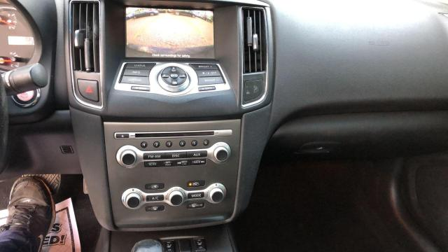 2012 Nissan Maxima SV MODEL, REARVIEW CAMERA, SUNROOF, LEATHER SEATS Photo8