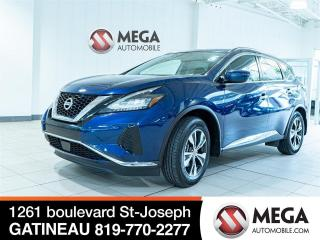 Used 2019 Nissan Murano SV AWD for sale in Ottawa, ON