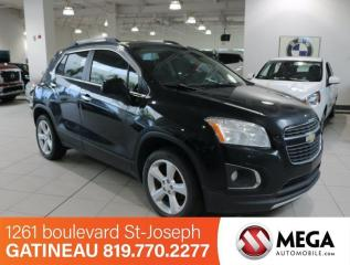 Used 2015 Chevrolet Trax LTZ Awd for sale in Ottawa, ON