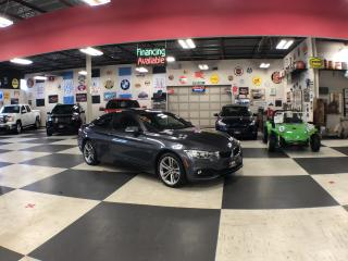 Used 2017 BMW 4 Series 430i xDrive AUTO P/SUNROOF NAVI H/SEATS BLUETOOTH for sale in North York, ON