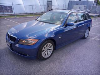 Used 2007 BMW 3 Series Sport Wagon for sale in Innisfil, ON