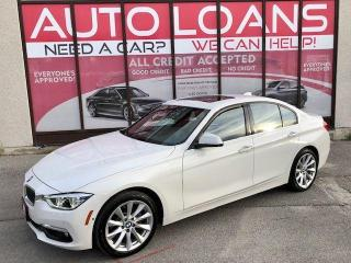 Used 2017 BMW 3 Series 330i xDrive-ALL CREDIT ACCEPTED for sale in Toronto, ON