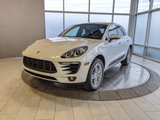 Used 2015 Porsche Macan S | CPO | Ext. Warranty | Premium PLUS | Winter Tires for sale in Edmonton, AB