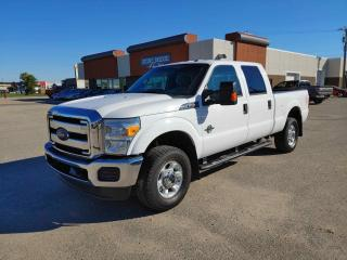 Used 2015 Ford F-350 Super Duty SRW XLT for sale in Steinbach, MB